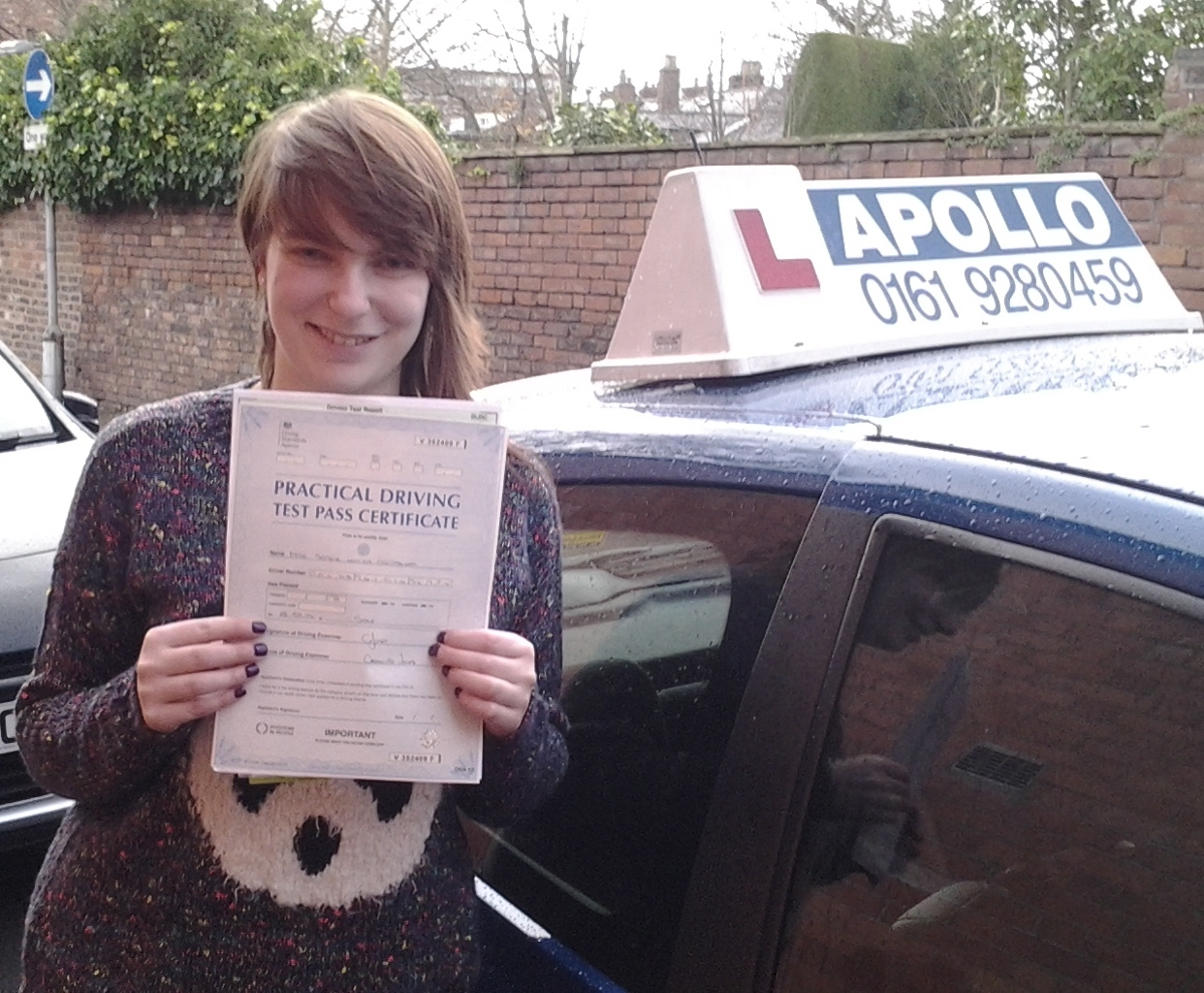 Sophie_Driving_Lessons_4_You_Altrincham