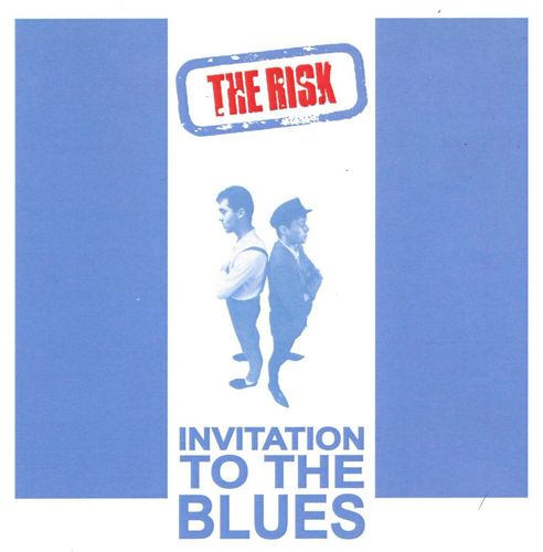 RISK, THE - Invitation To The Blues CD (NEW)