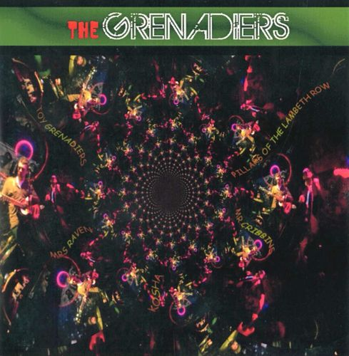 GRENADIERS, THE - Mr. Cribbins EP CD (NEW)