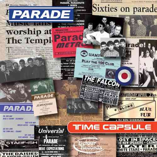 PARADE - Time Capsule CD (NEW)