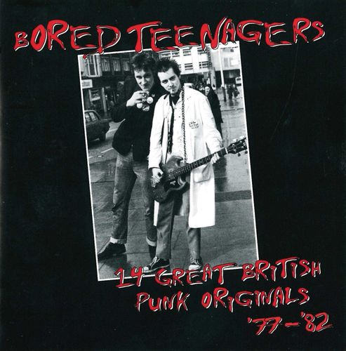 V/A - Bored Teenagers Vol 1 CD (NEW)