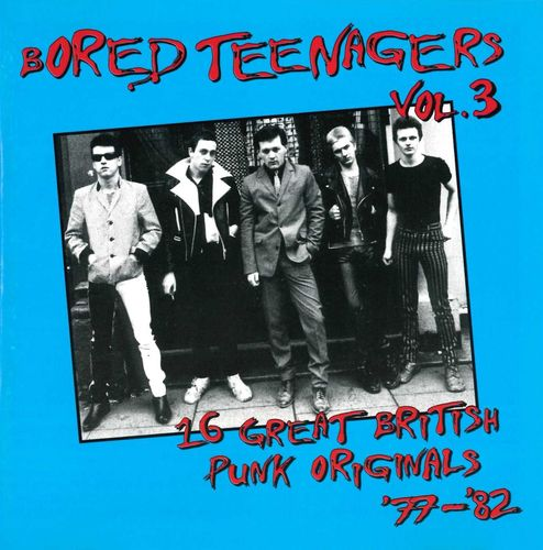 V/A - Bored Teenagers Vol 3 CD (NEW)