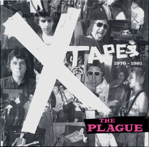 PLAGUE, THE – The X Tapes CD (NEW)