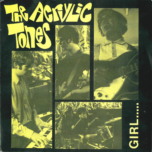 ACRYLIC TONES, THE - Girl EP DOWNLOAD