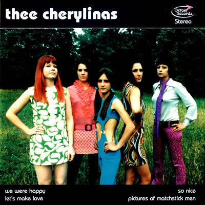 CHERYLINAS, THEE - We Were Happy EP DOWNLOAD