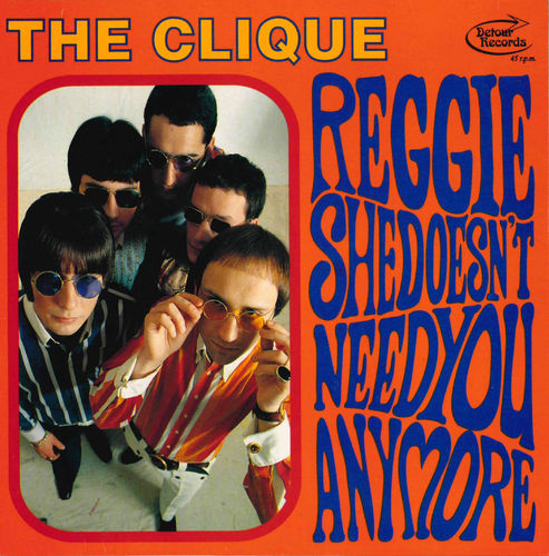CLIQUE, THE - Reggie DOWNLOAD
