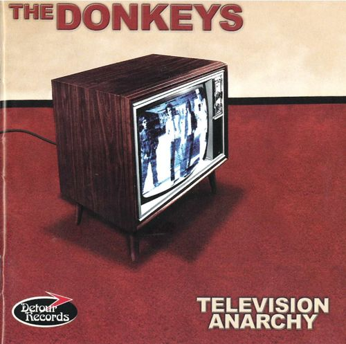 DONKEYS, THE - Television Anarchy DOWNLOAD