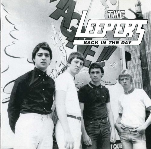 LEEPERS, THE - Back In The Day CD (NEW)