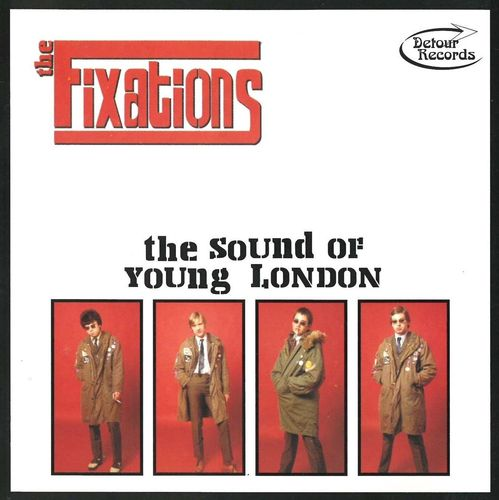 FIXATIONS, THE - The Sound Of Young London CD (NEW)