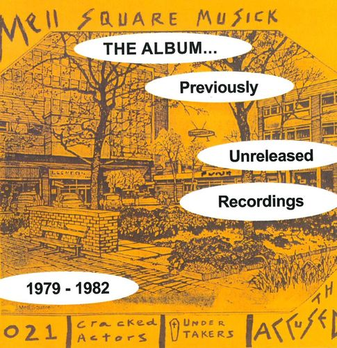 V/A - Mell Square Musick : The Album Double CD (NEW)