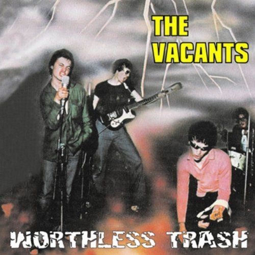 VACANTS, THE - Worthless Trash CD (NEW)