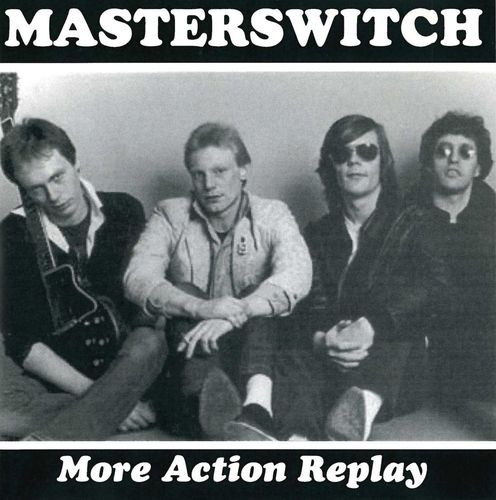 MASTERSWITCH - More Action Replay CD (NEW)