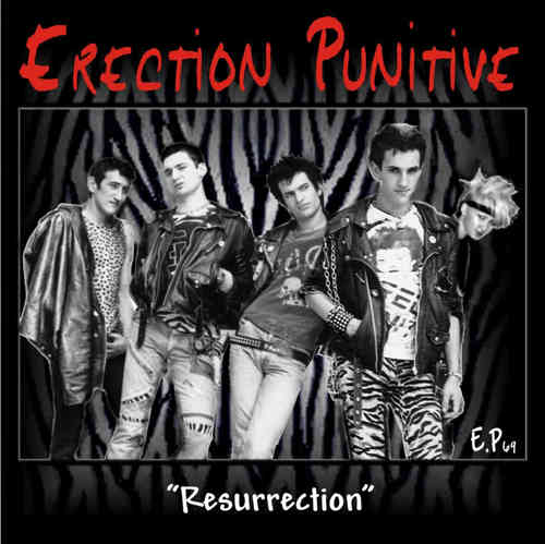 ERECTION PUNITIVE - Resurrection CD (NEW) (P)