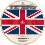 "LAMBRETTAS, THE - D-a-a-ance - 7"" (PICTURE DISC) (-/EX-) (M)"