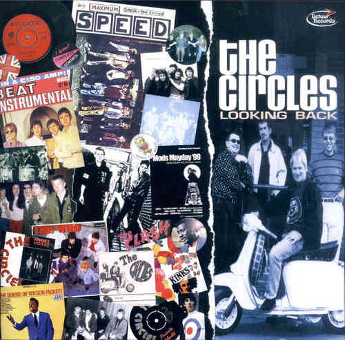 CIRCLES, THE - Looking Back CD (NEW)