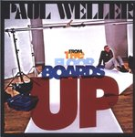 "WELLER, PAUL - From The Floor Boards Up (Black & Green Vinyl) - Double 7"" + P/S (EX/EX) (M)"