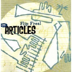 ARTICLES, THE - Flip F'real - LP (NEW) (M)