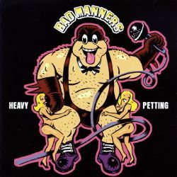 BAD MANNERS - Heavy Petting CD (NEW) (M)