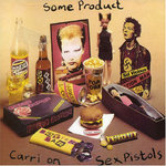 SEX PISTOLS, THE - Some Product : Carri On ... LP (VG/VG) (P)