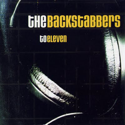 BACKSTABBERS, THE - To Eleven - LP (NEW) (P)
