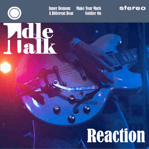 IDLE TALK - Reaction EP CDs (NEW) (M)