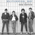 BLITZKRIEG BOP - The Usual Suspects (BLUE VINYL) LP+CD (NEW) (P)