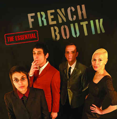 FRENCH BOUTIK - The Essential CD (NEW) (M)