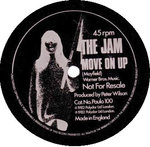 "JAM, THE - Move On Up (FLEXI) - 7"" (-/EX) (M)"