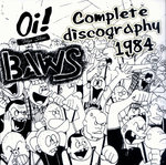 BAWS - Complete discography 1984 CD (NEW) (P)