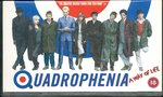 QUADROPHENIA - VHS Video (EX)
