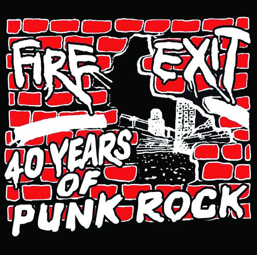 FIRE EXIT - 40 Years Of FIRE EXIT Double CD (NEW) (P)