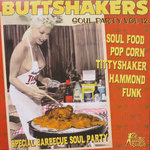 V/A - Buttshakers : Soul Party VOLUME 12 - LP (NEW) (M)