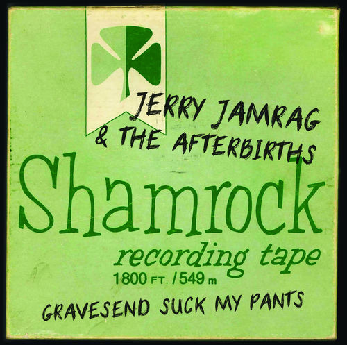 JERRY JAMRAG & THE AFTERBIRTHS - Gravesend Suck My Pants CD (NEW) (P)