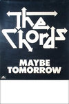 CHORDS, THE - Maybe Tomorrow PROMO POSTER (EX)