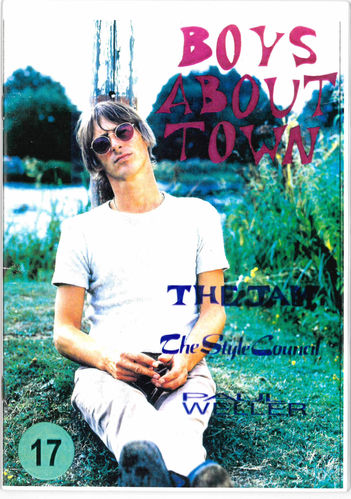 BOYS ABOUT TOWN - Issue 17 FANZINE (NEW)