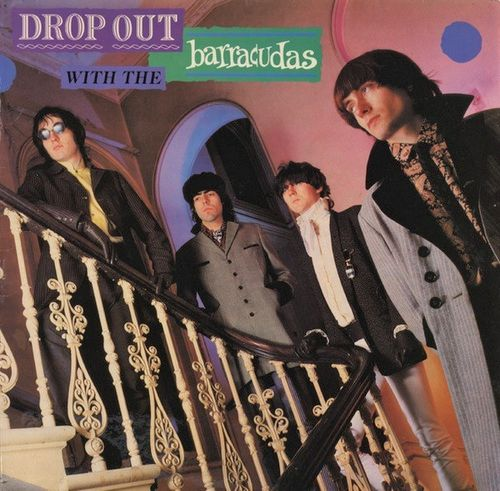 BARRACUDAS, THE - Drop Out With.. - LP (EX-/EX) (M)