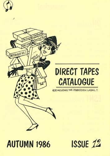 DIRECT HITS - Direct Tapes #12 CATALOGUE (EX) (D1)