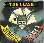 "CLASH, THE - Straight To Hell - 7"" + P/S (VG+/EX) (P)"
