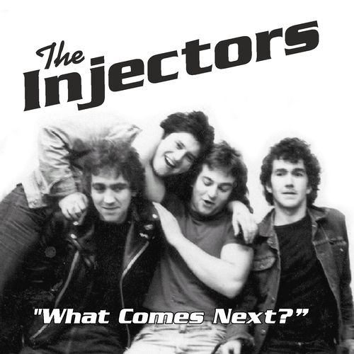INJECTORS, THE - What Comes Next? CD (NEW) (P)