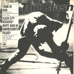 "CLASH, THE - Train In Vain (Stand By Me) EP - 7"" (+ New Zealand P/S) (EX/EX) (P)"