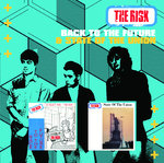 RISK, THE - Back To The Future / State Of The Union CD (NEW)