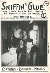SNIFFIN' GLUE - Issue 9 April / May '77 FANZINE (EX)