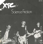 "XTC - Science Friction 7""  (+ FRENCH P/S) (EX/VG+) (P)"