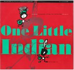V/A - One Little Indian, Greatest Hits Vol 1 - LP (EX/EX) (P)