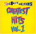 COCKNEY REJECTS, THE - Greatest Hits Vol 1 - LP (VG+/VG+) (P)
