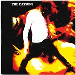 "DATSUNS, THE - In Love / Little Bruise - 7"" + P/S (EX/EX) (P)"