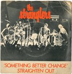 "STRANGLERS, THE Something Better Change - 7"" + P/S (VG/VG+) (P)"