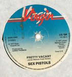 "SEX PISTOLS, THE - Pretty Vacant - 7"" (-/VG) (P)"