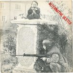 "STIFF LITTLE FINGERS - Alternative Ulster - 7"" + P/S (EX-/EX-) (P)"