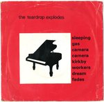 "TEARDROP EXPLODES, THE - Sleeping Gas EP - 7"" (VG/VG) (P)"
